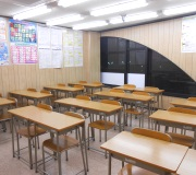 山手学院狭山校  教室①