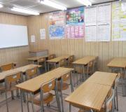 山手学院狭山校  教室②